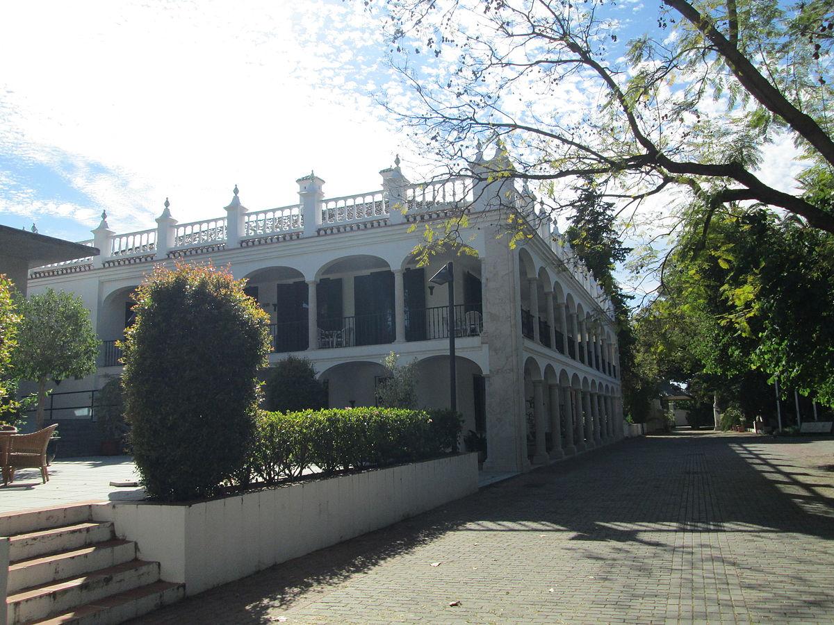 Jard n hist rico la c nsula wikipedia la enciclopedia libre for Distrito ciudad jardin malaga