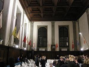Palazzo di Parte Guelfa - Brunelleschi hall