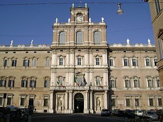 Duchy of Modena and Reggio - Ducal Palace of Modena