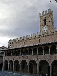 Offida Comune in Marche, Italy