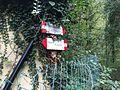 Palo segnaletica Verticale Apuane CAI 12 + 8.jpg