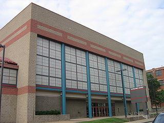 Palumbo Center indoor arena in Pittsburgh
