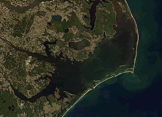 Pamlico Sound The largest lagoon along the North American East Coast