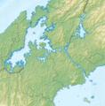 Category Topographic Maps Of Panama Wikimedia Commons