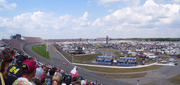 View of Michigan International Speedway; circa 2008