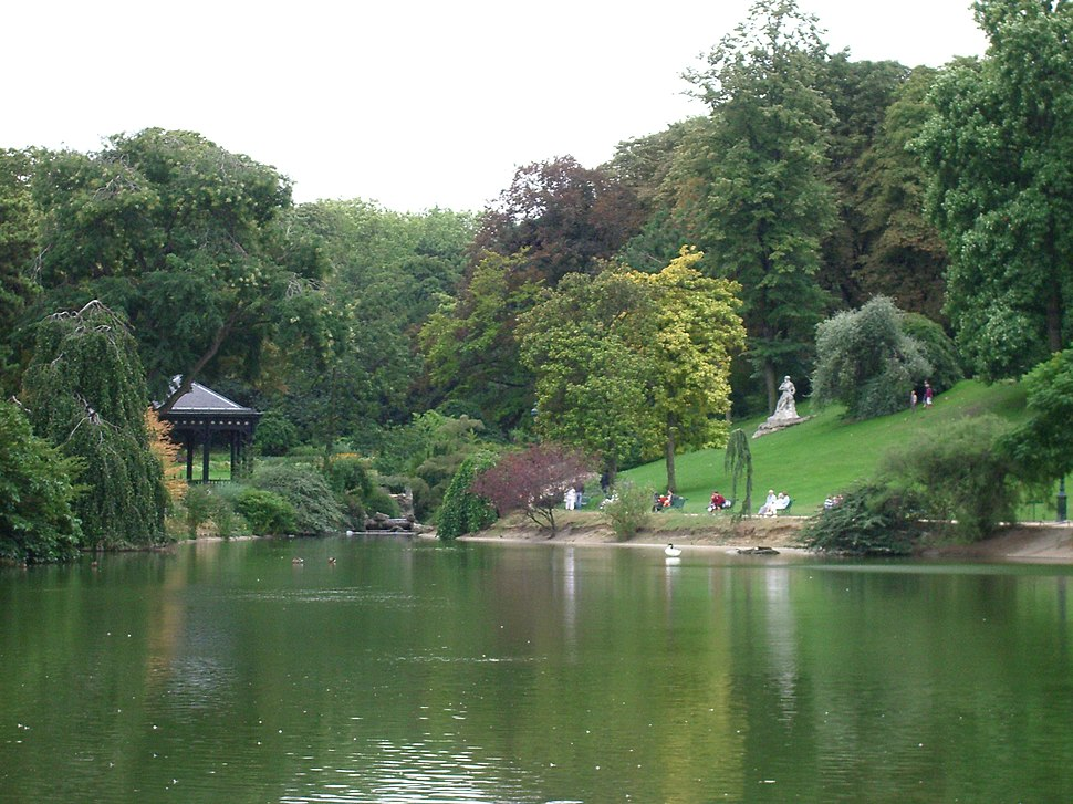 Parc Montsouris - Paris