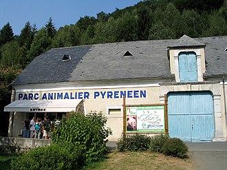 Pyrénées Animal Park - Image: Parc animalier pyrenees 1