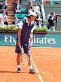 Paris-FR-75-open de tennis-25-5-16-Roland Garros-Taro Daniel-15.jpg