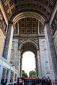 Paris Arc de Triomphe de l'Etoile 20161008 (01).jpg