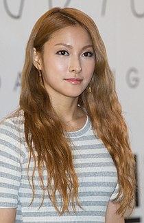 Park Gyu-ri in August 2014 02.jpg