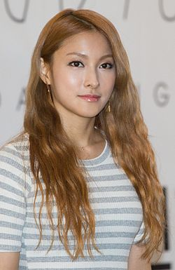 Park Gyu-ri in August 2014 02.jpg