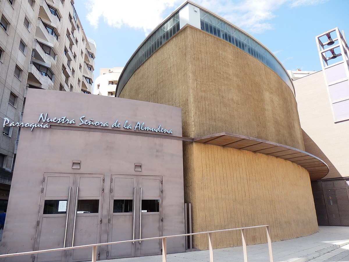Church Of Nuestra Señora De La Almudena Zaragoza Wikidata