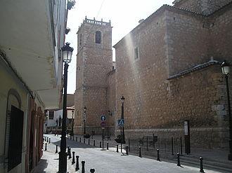 Pedro Muñoz - Church of San Pedro Apóstol