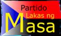 Partido Lakas ng Masa.png