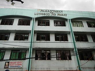 City University of Pasay - Image: Pasay Hall School Marketjf 9840 26