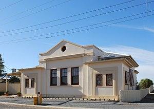 Paskeville, South Australia - Image: Paskeville Court House