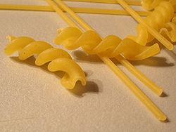 vad innehåller spaghetti