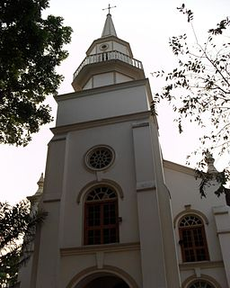 Patharghatta Catholic Church Chittagong