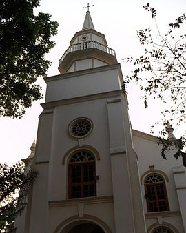 Patharghatta Catholic Church Chittagong.JPG