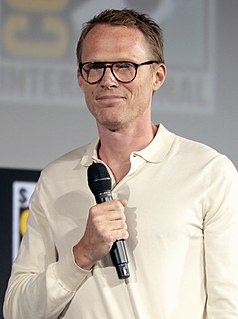 Paul Bettany English actor