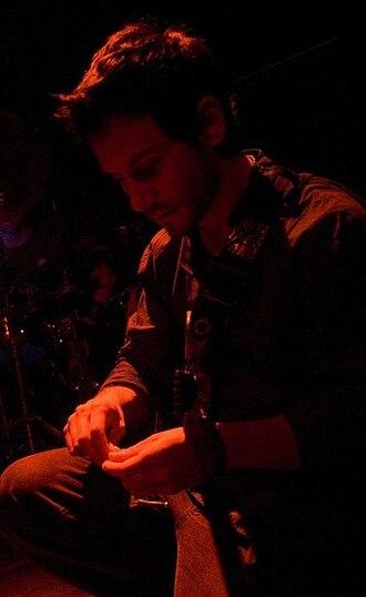 Æon Spoke - Paul Masvidal performing live with Æon Spoke