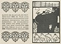 Paul Scheerbart Rakkóx der Billionär 1901 Titel.jpg