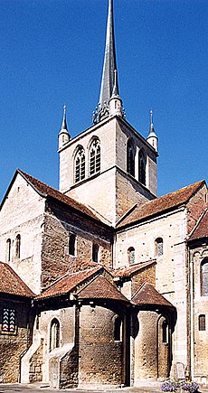 Image illustrative de l'article Abbatiale de Payerne