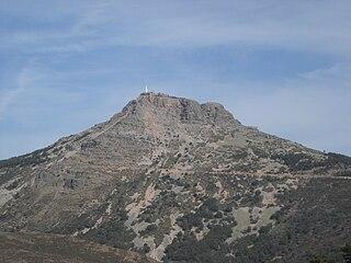 Sierra de Francia mountain range in Spain
