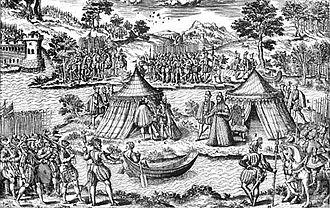 Edict of Amboise - Peace of Amboise, 1563.