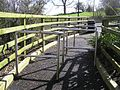 Pedestrian barriers - geograph.org.uk - 374299.jpg