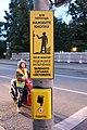 Pedestrian signal push buttons, Moscow 02.jpg
