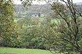Peeping through the woods across the Avon to Dalrachie. - geograph.org.uk - 258087.jpg