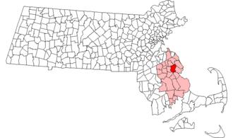 Pembroke, Massachusetts - Image: Pembroke ma highlight