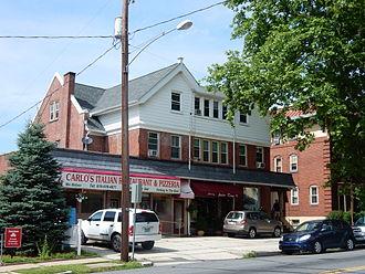 Wyomissing, Pennsylvania - Penn Ave.