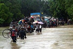 Environmental issues in Sri Lanka - Flood in Sri Lanka