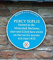 Percy Toplis plaque.jpg