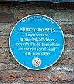 Percy Toplis plaque.jpg