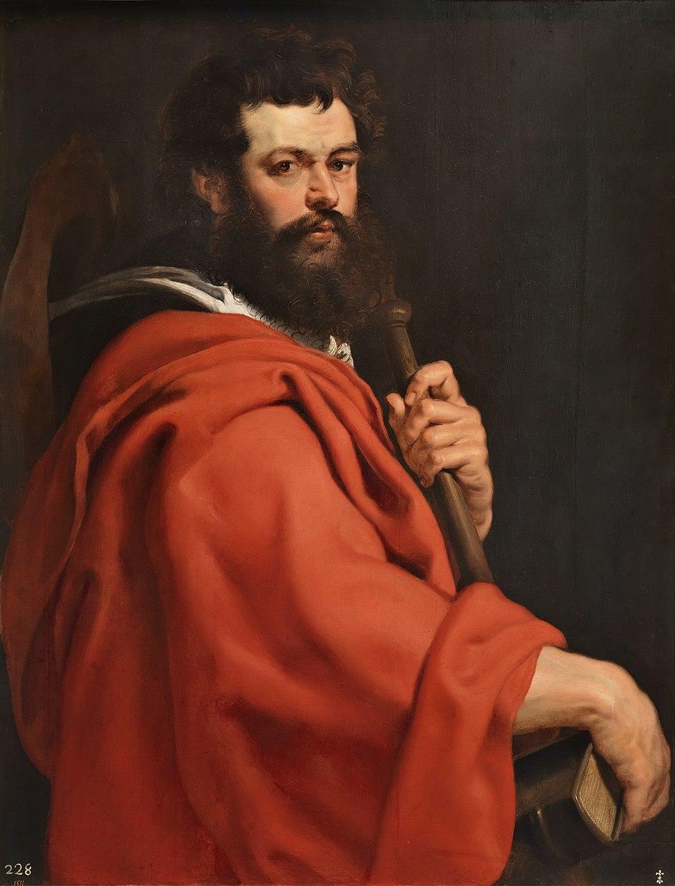 Peter Paul Rubens - St James the Apostle - WGA20192