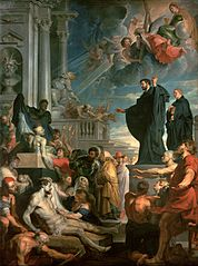 Wunder des Hl. Franz Xaver