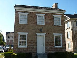 Peter Wentz House - Peter Wentz House, September 2011