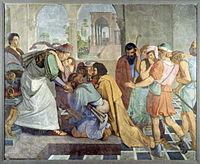Susret Sv.Josipa Egipatskog s braćom
