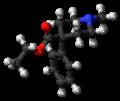 Pethidine 3D ball.png