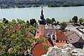 Pfarrkirche Marbach an der Donau - vom Kalvarienberg 2015-08.jpg