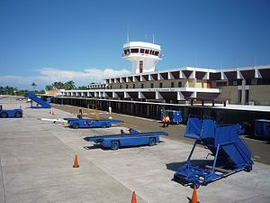 Philip S. W. Goldson International Airport - Philip S. W. Goldson International Airport.