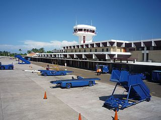 Philip S. W. Goldson International Airport airport