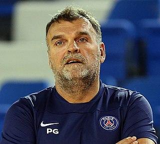 Philippe Gardent (handballer) French handball player