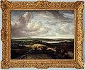 Philips koninck, paesaggio esteso con un fiume, 1664.jpg