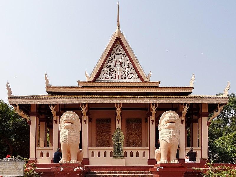 Wat Preah Chedey Borapaut