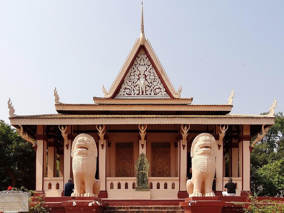 Phnom Penh Wat Phnom 04