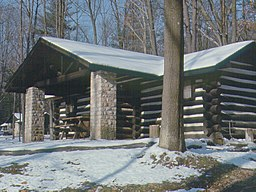 Pennsylvania State Park · Phot Clcreekcabin2